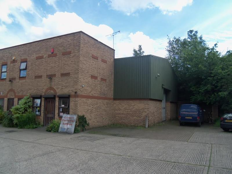 Image of Unit 2, Central Park Business Centre, Bellfield Road, High Wycombe, Bucks, HP13 5HG