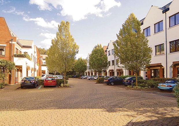 Image of Lincolns Inn Office Village, Lincoln Road, Cressex Business Park, High Wycombe, Buckinghamshire, HP12 3RE