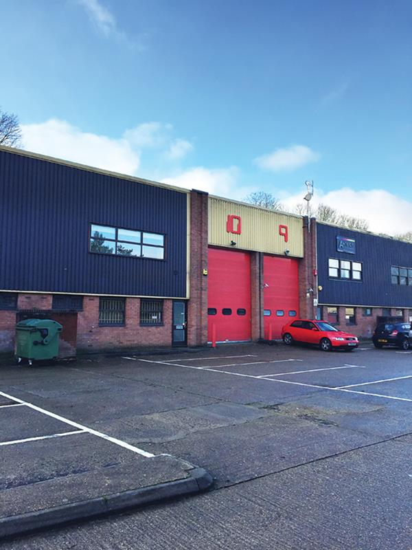 Image of Unit 10, Treadaway Technical Centre, Treadaway Hill, Loudwater, High Wycombe, Bucks, HP10 9RS