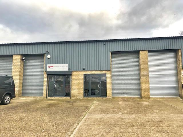 Image of Unit 3, Crownfield Industrial Estate, Wycombe Lane, Saunderton, High Wycombe, Bucks, HP27 9NR