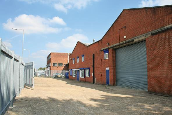 Image of Bay Two, Lincoln Road, Cressex Business Park, High Wycombe, Bucks, HP12 3QZ