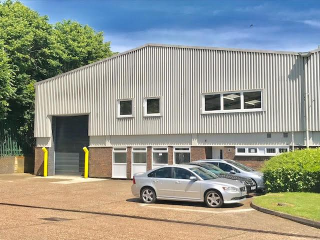 Image of Unit 4, M40 Industrial Centre, Coronation Road, Cressex Business Park, High Wycombe, Bucks, HP12 3RS