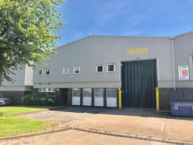 Image of Unit 14, M40 Industrial Centre, Coronation Road, Cressex Business Park, High Wycombe, Bucks, HP12 3RS