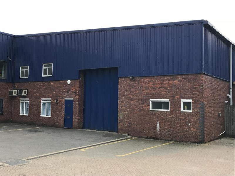 Image of Unit 5, Crusader Estate, Stirling Road, Cressex Business Park, High Wycombe, Bucks, HP12 3SN