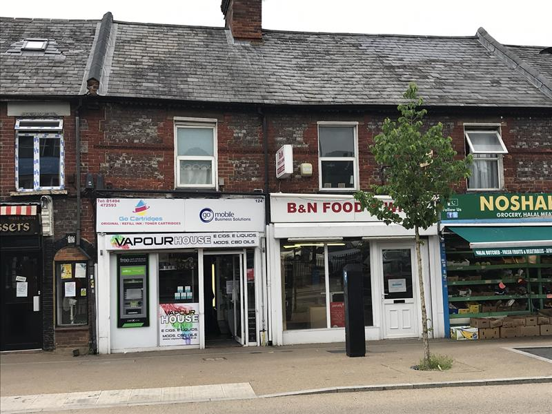 Image of 122-124 Desborough Road, High Wycombe, Bucks, HP11 2PU
