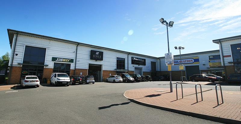 Image of Unit 8, Wycombe Trade Park, Lincoln Road, Cressex Business Park, High Wycombe, Bucks, HP12 3FF