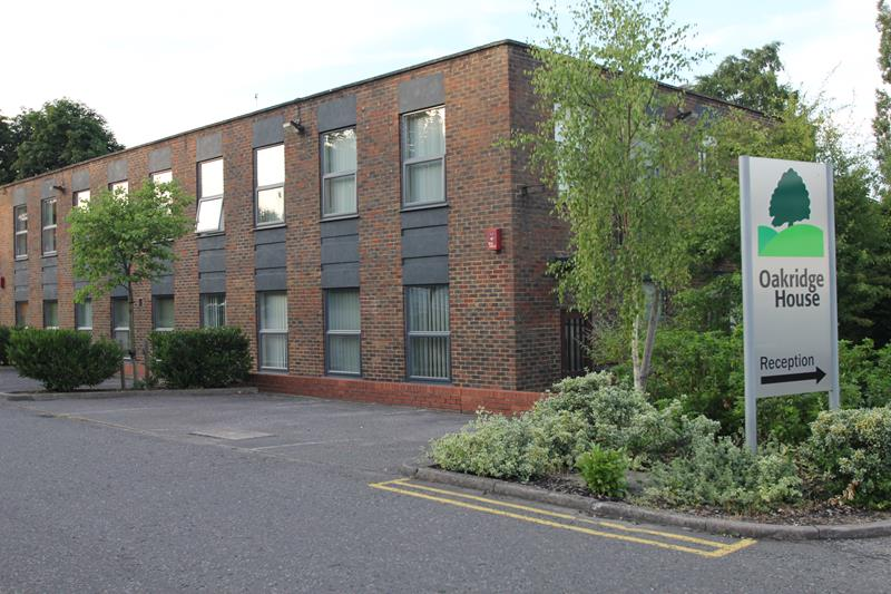 Image of Oakridge House, Wellington Road, Cressex Business Park, High Wycombe, Bucks, HP12 3PR