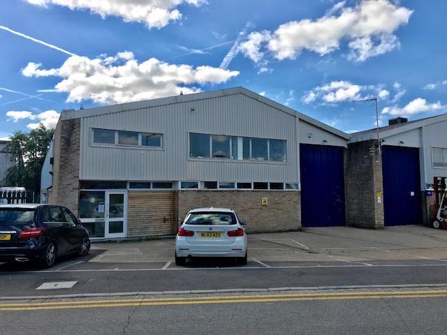 Image of Unit 1 And Adjoining Yard, Halifax Road, Cressex Business Park, High Wycombe, Bucks, HP12 3SD