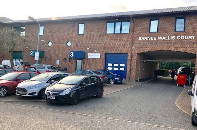 Image of Unit 3, Barnes Wallis Court, Wellington Road, Cressex Business Park, High Wycombe, Bucks, HP12 3PS