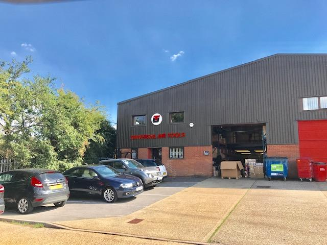 Image of Unit 8 Lane End Industrial Park, Lane End, High Wycombe, HP14 3BY