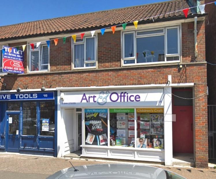 Image of 14 High Street, Princes Risborough, Bucks, HP27 0AX