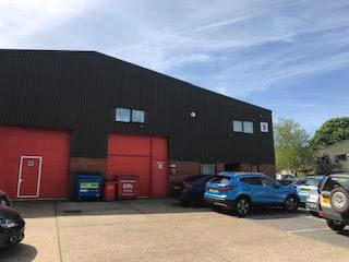 Image of Unit 9, Lane End Industrial Park, High Street, Lane End, High Wycombe, Bucks, HP14 3BY