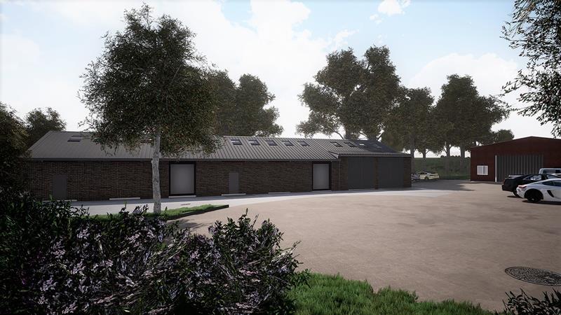 Image of Unit 5B, Corinium Industrial Estate, Raans Road, Amersham, Bucks, HP6 6FB