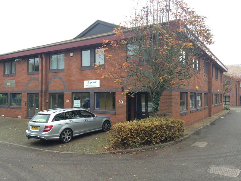 Image of Unit 8B, Lancaster Court, Coronation Road, Cressex Business Park, High Wycombe, Bucks, HP12 3TD