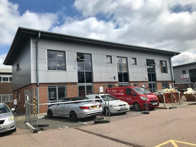 Image of Unit 5, Anglo Office Park, Lincoln Road, Cressex Business Park, High Wycombe, Bucks, HP12 3RH