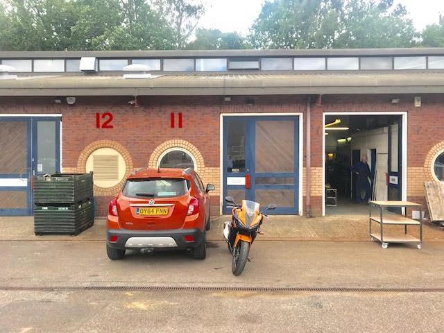 Image of Unit 11, Vanalloys Business Park, Busgrove Lane, Stoke Row, Henley-On-Thames, Oxfordshire, RG9 5QB
