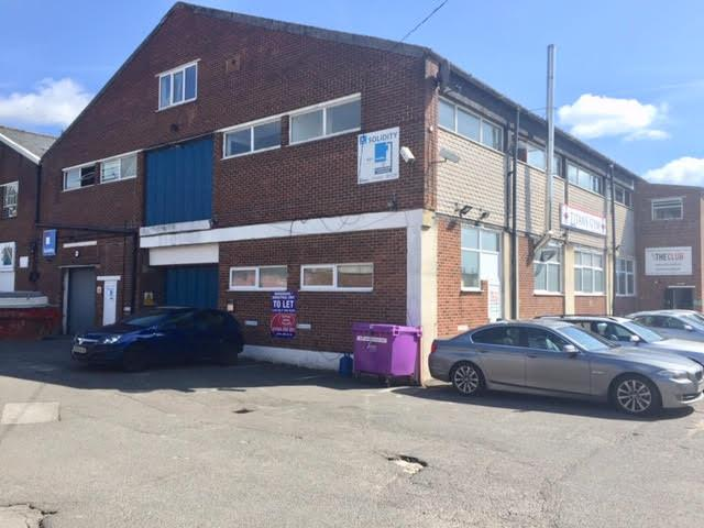 Image of Ground Floor, Unit 4A, Desborough Industrial Park, Desborough Park Road, High Wycombe, Bucks, HP12 3BG