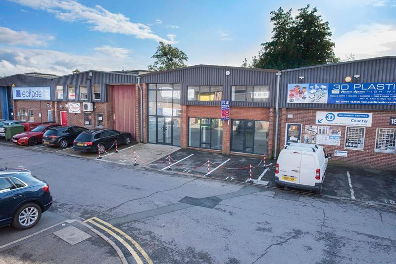 Image of Unit 17, Wye Estate, London Road, High Wycombe, Bucks, HP11 1LH