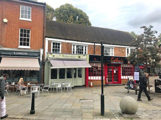 Image of 4 Cornmarket, High Wycombe, Bucks, HP11 2BW