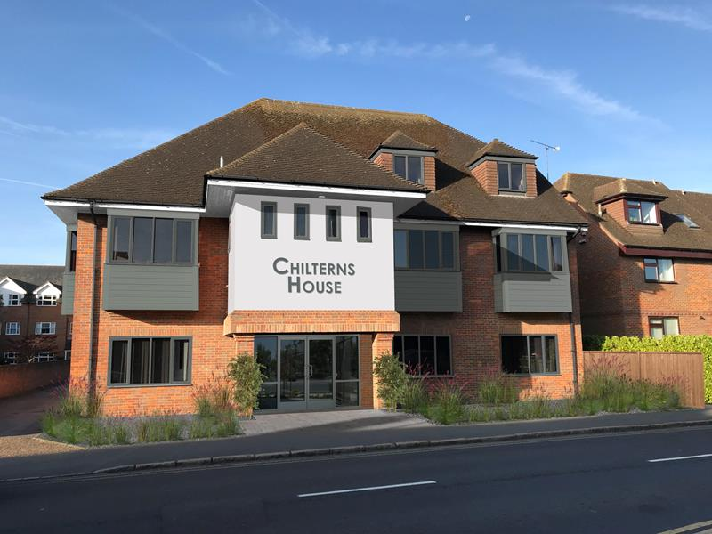 Image of Chilterns House, Dean Street, Marlow, Bucks, SL7 3AD
