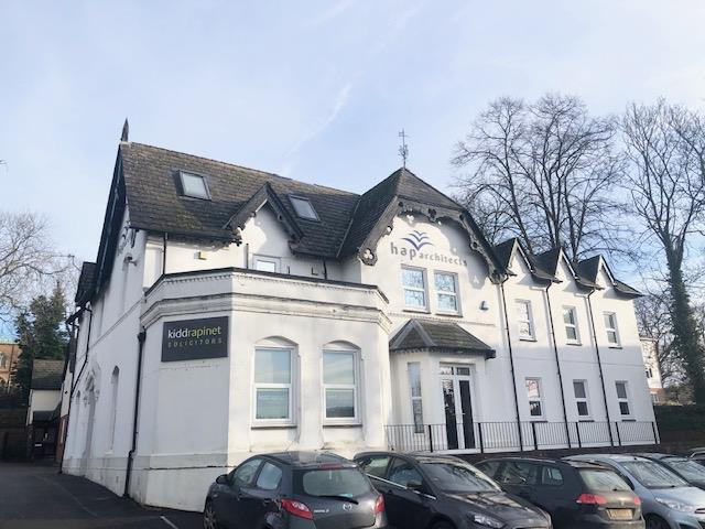 Image of The Old Registry, 20 Amersham Hill, High Wycombe, Bucks, HP13 6NZ