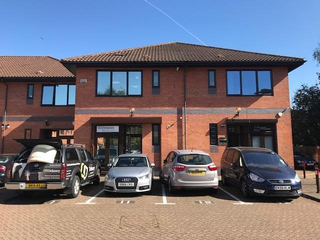 Image of First Floor Unit 11, Manor Courtyard, Hughenden Avenue, High Wycombe, Bucks, HP13 5RE