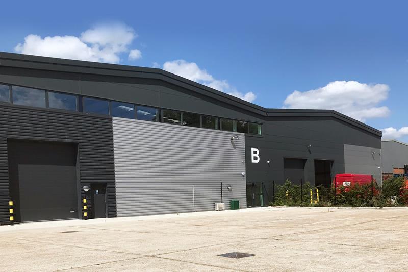 Image of Unit B, Wye Business Park, Thomas Road, Wooburn Green, High Wycombe, Buckinghamshire, HP10 0PF