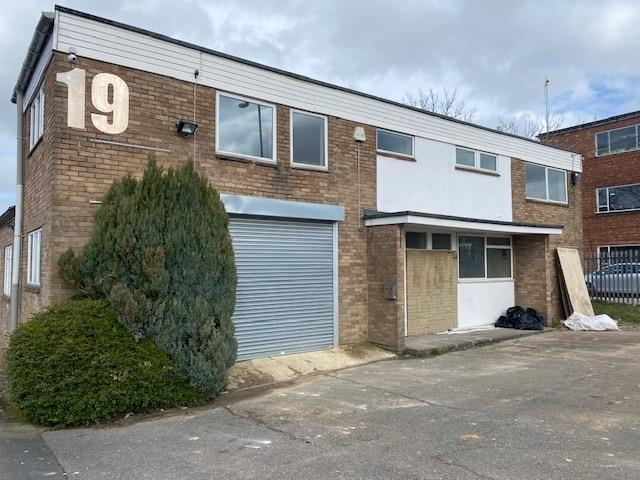 Image of Front Unit - 19 Cressex Business Park, Lincoln Road, High Wycombe, HP12 3RQ