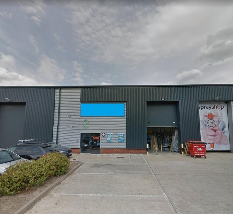 Image of Unit 2, High Wycombe Business Park, Genoa Way, High Wycombe, Buckinghamshire, HP11 1NY