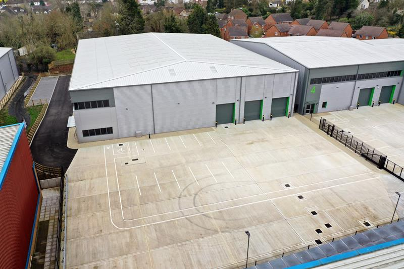 Image of Unit 6, 40:40 Link , Mill End Road, High Wycombe, Buckinghamshire, HP12 4BG