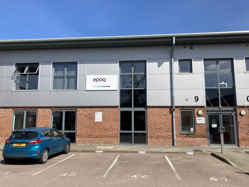 Image of Unit 9, Anglo Office Park, Lincoln Road, Cressex Business Park, High Wycombe, Bucks, HP12 3RH