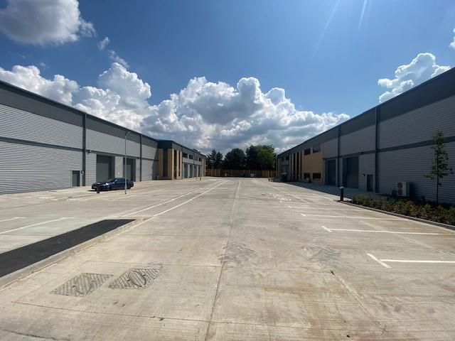 Image of Block B, Unit 4, Wycombe Logistics Centre, Lincoln Road, Cressex Business Park, High Wycombe, Bucks, HP12 3RB