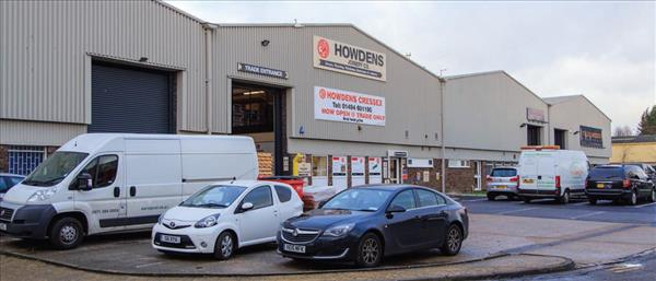 Image of M40 Industrial Centre, Coronation Road, Cressex Business Park, High Wycombe, HP12 3RS