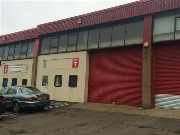 Image of Unit 7, Lincoln Park Business Centre, Lincoln Road, Cressex Business Park, High Wycombe, Bucks, HP12 3RD