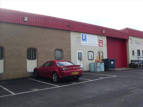 Image of Unit 16 - Lincoln Park Business Centre, Lincoln Road, High Wycombe, HP12 3RD