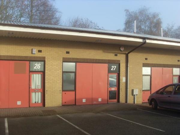 Image of Industrial/Storage Units,, Basepoint Business Centre, 1 Lincoln Road, Cressex Business Park, High Wycombe, HP12 3RL