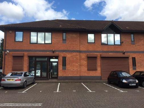Image of Units 1 & 2 , Manor Courtyard, Hughenden Avenue, High Wycombe, HP13 5RE