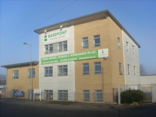 Image of Office Suites, Basepoint Business Centre, Cressex Business Park, High Wycombe, HP12 3RL