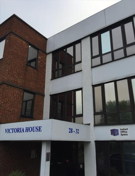 Image of Victoria House 28-32, Desborough Street, High Wycombe, HP11 2NF