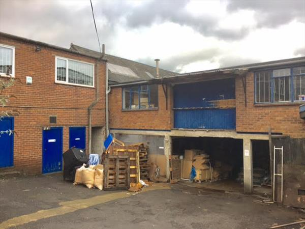 Image of Kitchener Chair Works, Kitchener Road, High Wycombe, Buckinghamshire, HP11 2SW