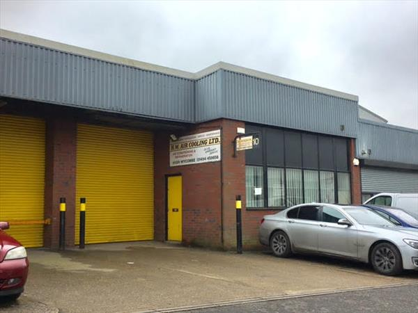 Image of Units 9 And 10, Wycombe Industrial Mall, West End Street, High Wycombe, Bucks, HP11 2QY
