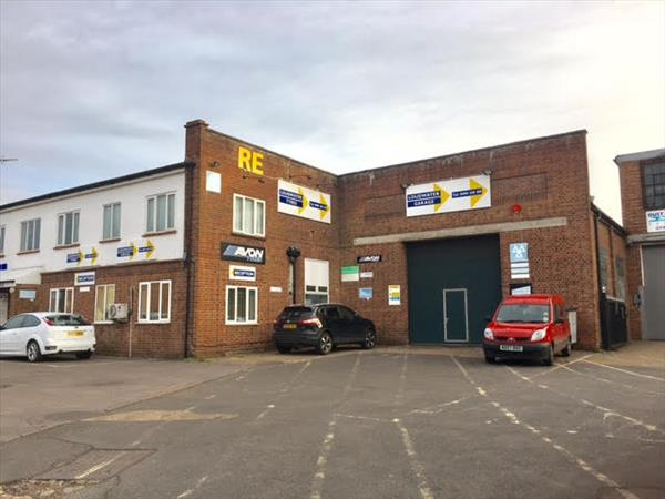 Image of Unit 3, Premacto Works, Queensmead Road, High Wycombe, HP10 9XA